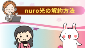 nuro光の解約方法